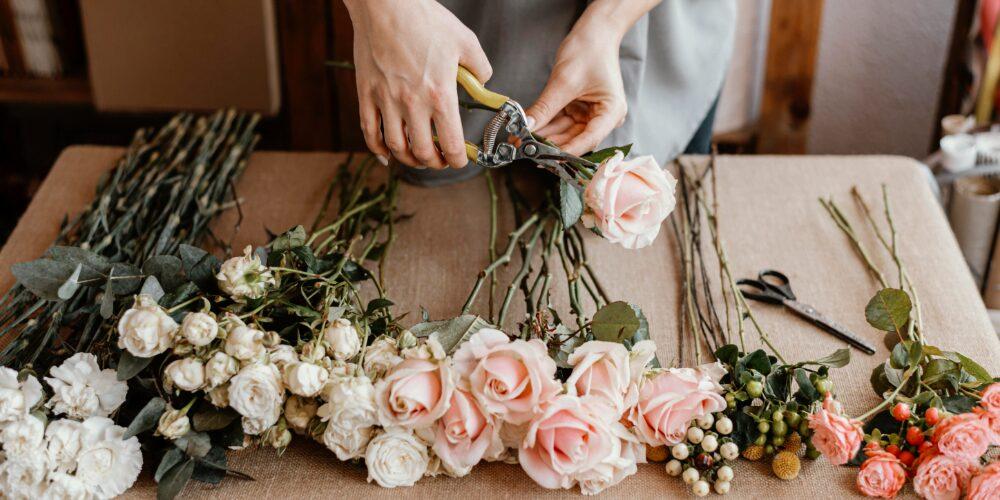 Angajare florist decorator