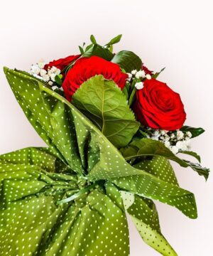 Buchet din 7 trandafiri rosii 2