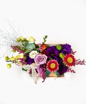 Carte cu flori 1