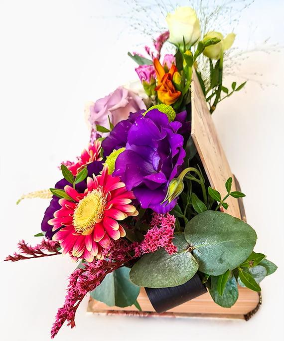 Carte cu flori 3