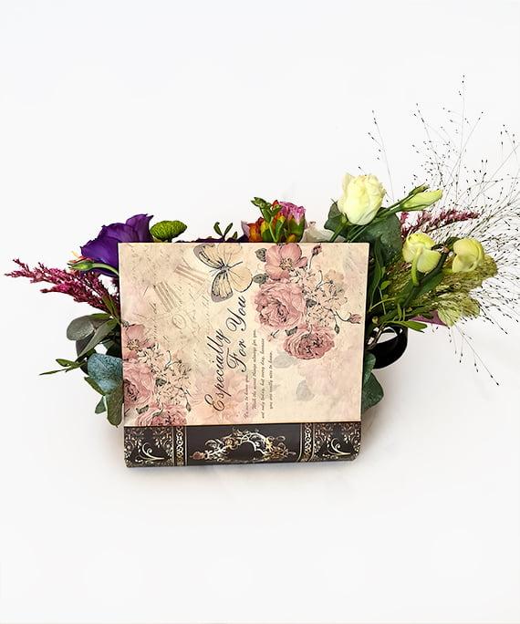 Carte cu flori 4