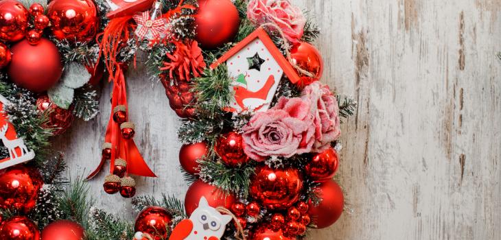 Flori pentru Crăciun
