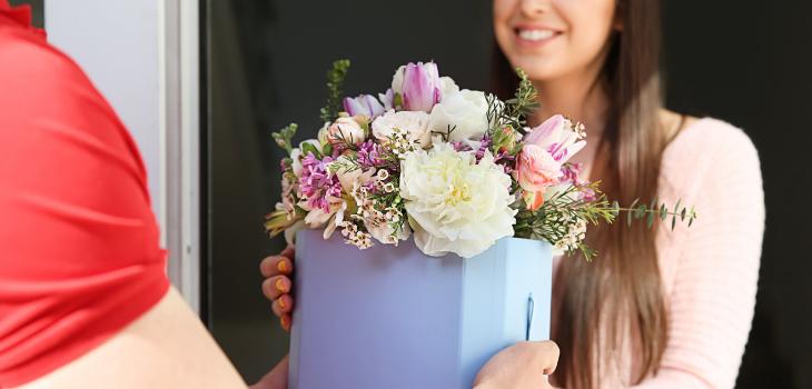 Flori zi de naștere