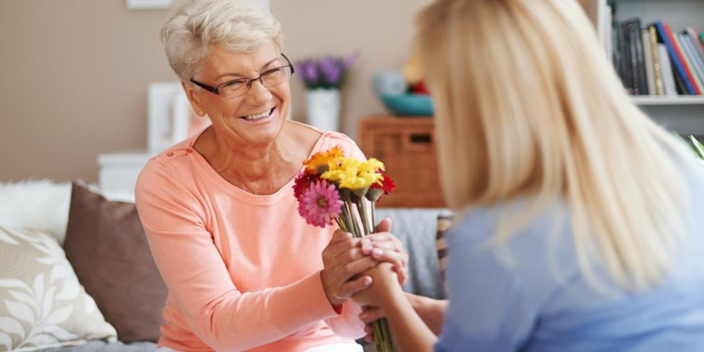 Cum ne ajută florile să fim mai buni generoși